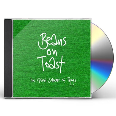 Beans On Toast GRAND SCHEME OF THINGS CD