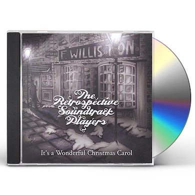 RETROSPECTIVE SOUNDTRACK PLAYERS IT'S A WONDERFUL CHRISTMAS CAROL CD