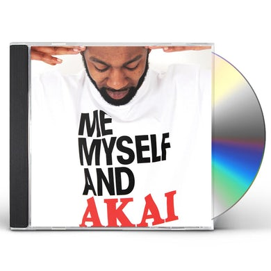 ME MYSELF & AKAI CD
