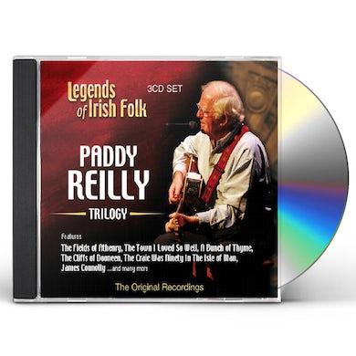 LEGENDS OF IRISH FOLK TRILOGY CD