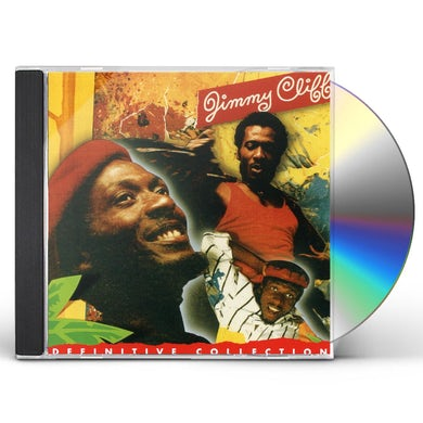 Jimmy Cliff DEFINITIVE COLLECTION CD