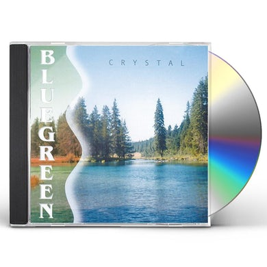 Crystal BLUEGREEN CD