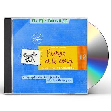 Fernandel MA MINITHEQUE 12 CD