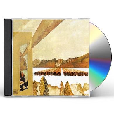Stevie Wonder  INNERVISIONS CD
