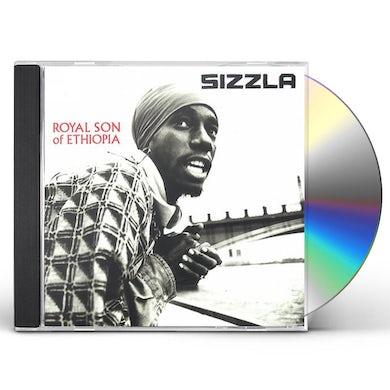 Sizzla ROYAL SON OF ETHIOPIA CD