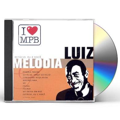 Luiz Melodia I LOVE MPB CD