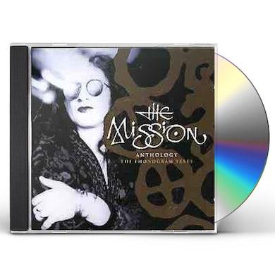 The Mission ANTHOLOGY-PHONOGRAM YEARS CD