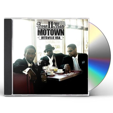 Boyz II Men MOTOWN-HITSVILLE USA CD