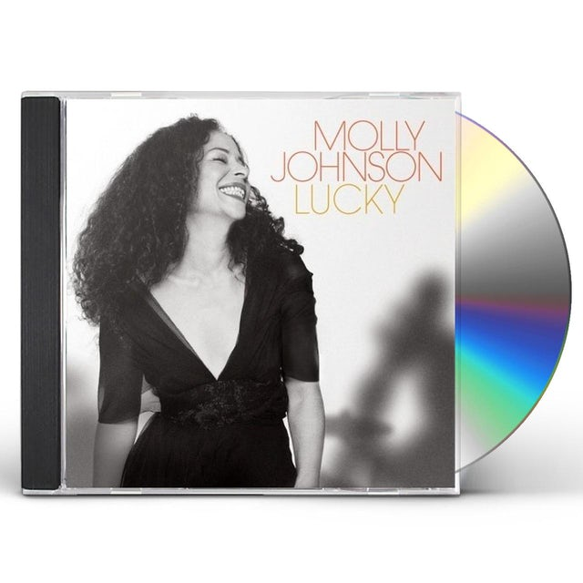 Molly Johnson LUCKY CD