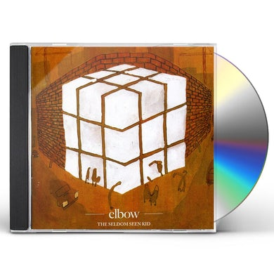 Elbow SELDOM SEEN KID-SPECIAL EDITION CD