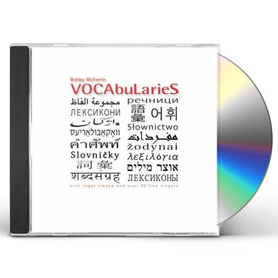 Bobby Mcferrin VOCABULARIES CD