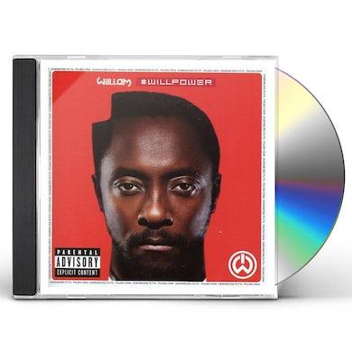 Will.I.Am WILLPOWER (F) CD