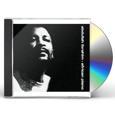 Abdullah Ibrahim AFRICAN PIANO CD