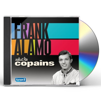 Frank Alamo SALUT LES COPAINS CD