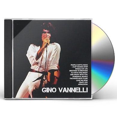 Gino Vannelli ICON CD