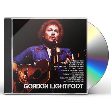 Gordon Lightfoot ICON CD
