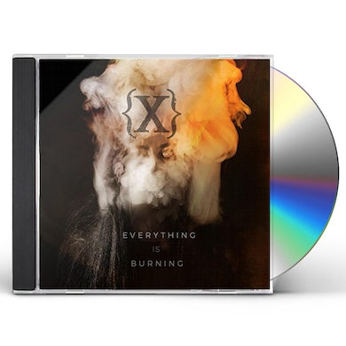 Iamx EVERYTHING IS BURNING: METANOIA ADDENDUM CD