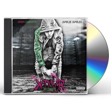 Sfera Ebbasta XDVR RELOADED CD