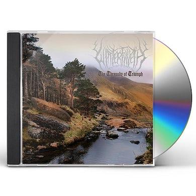 Winterfylleth THRENODY OF TRIUMPH CD