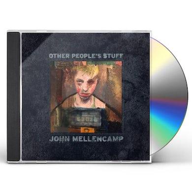 John Mellencamp OTHER PEOPLE'S STUFF CD