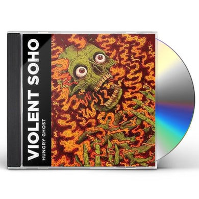 Violent Soho HUNGRY GHOST CD