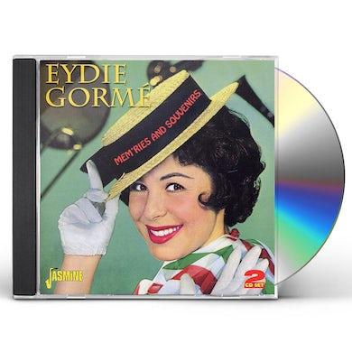 Eydie Gorme MEM'RIES & SOUVENIRS - 3 LPS: LOVE IS A SEASON CD