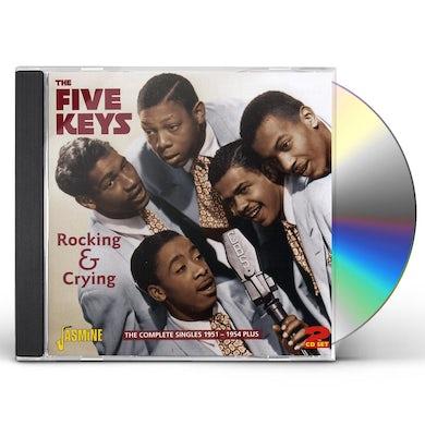 Five Keys COMPLETE SINGLES 1951-54 PLUS CD