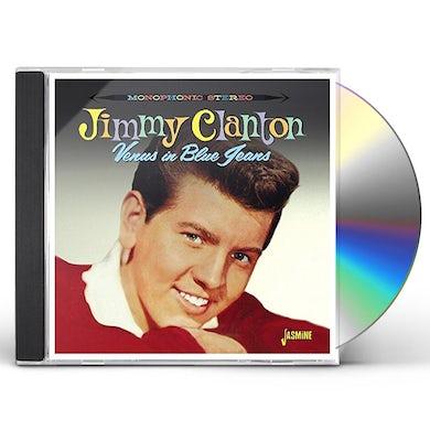 Jimmy Clanton VENUS IN BLUE JEANS CD