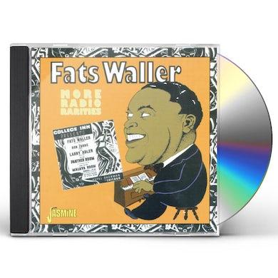 Fats Waller MORE RADIO RARITIES CD