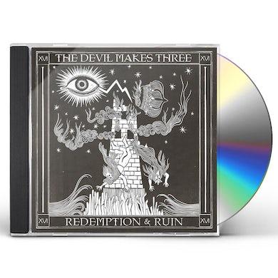 Devil Makes Three REDEMPTION & RUIN CD