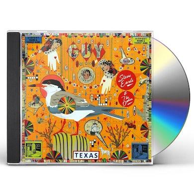 Steve Earle & The Dukes GUY CD
