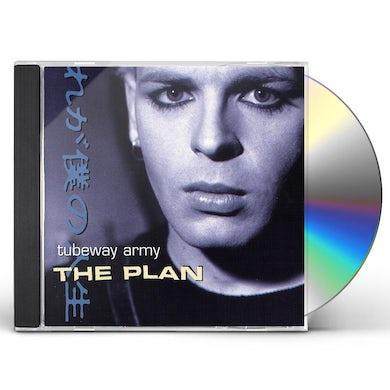 Gary Numan PLAN CD