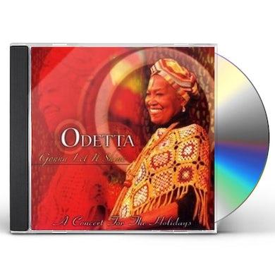 Odetta GONNA LET IT SHINE CD