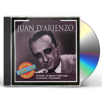 Juan d'Arienzo SERIE ORO CD