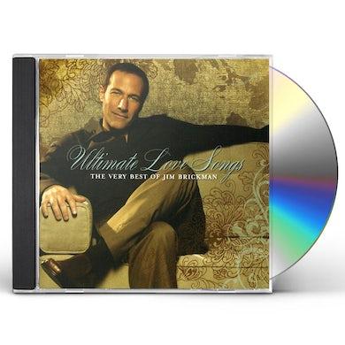 ULTIMATE LOVE SONGS: THE VERY BEST OF JIM BRICKMAN CD
