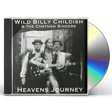 Billy Childish & Chatham Singers HEAVEN'S JOURNEY CD