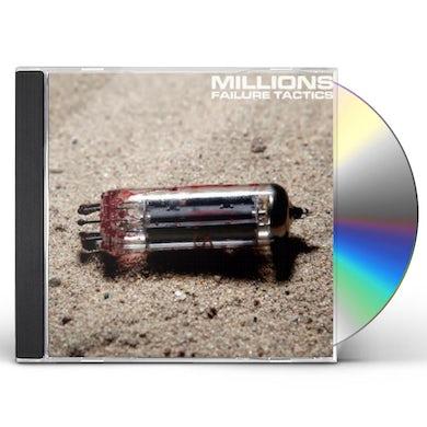 Millions FAILURE TACTICS CD