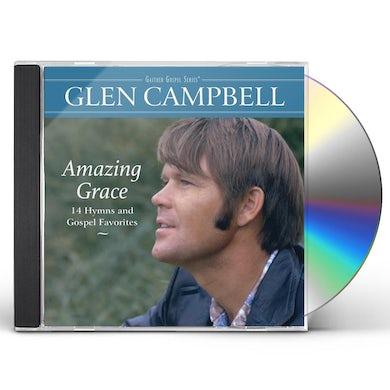 Glen Campbell AMAZING GRACE: 14 HYMNS & GOSPEL FAVORITES CD