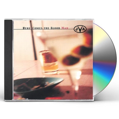 JVA HERE COMES THE BLOOD MAN CD