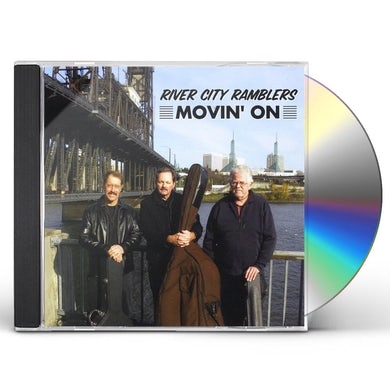 River City Ramblers MOVIN ON CD