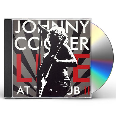 Johnny Cooper LIVE AT THE PUB II CD
