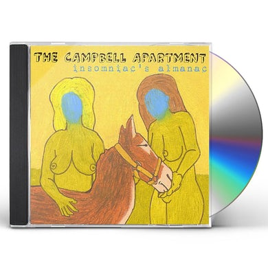 Campbell Apartment INSOMNIAC'S ALMANAC CD