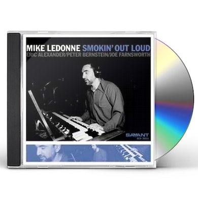 Mike Ledonne SMOKIN OUT LOUD CD