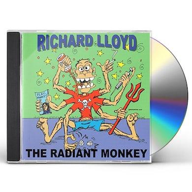 Richard Lloyd RADIANT MONKEY CD