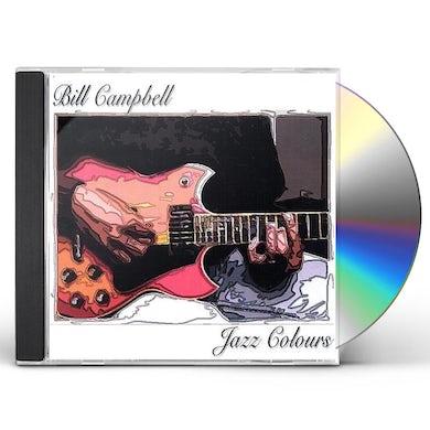 Bill Campbell JAZZ COLOURS CD