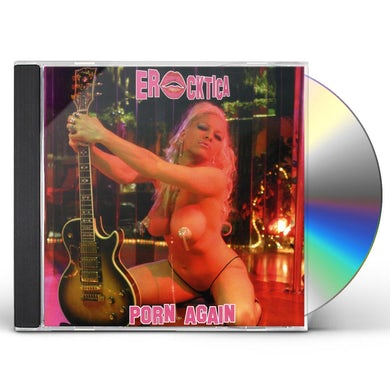 Erocktica PORN AGAIN CD