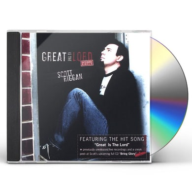 Scott Riggan GREAT IS THE LORD EXTENDED SINGLE CD