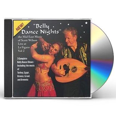 Scott Wilson BELLY DANCE NIGHTS CD
