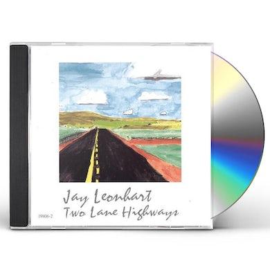 Jay Leonhart TWO LANE HIGHWAYS CD