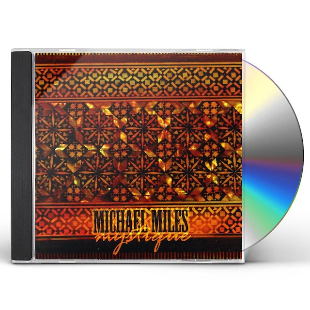 Michael Miles MYSTIQUE CD